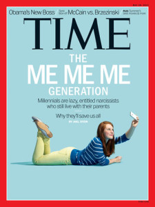 Time Milleneals Cover
