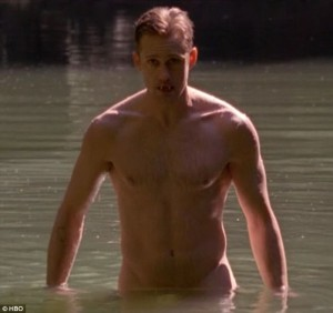 AlAlexander Skarsgard shirtless